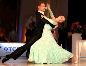 Бальные танцы в Казани