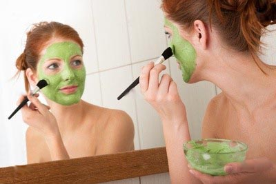 Домашний уход за кожей лица