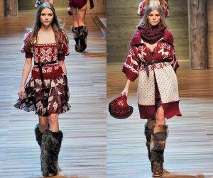 Что диктует мода осень-зима 2011