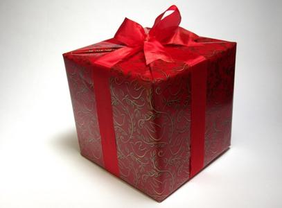Необычные подарки к празднику